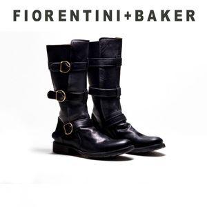 FIORENTINI & BAKER Eternity Boots - Lug Sole NWOT